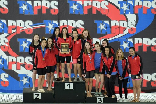 Swimming Bears Finish Second at State