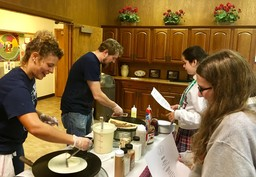 Classroom Corner: French, Crepes, and Cooking