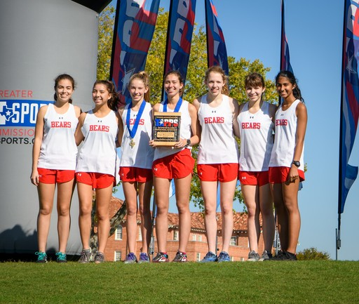 Cross Country Takes Second at State