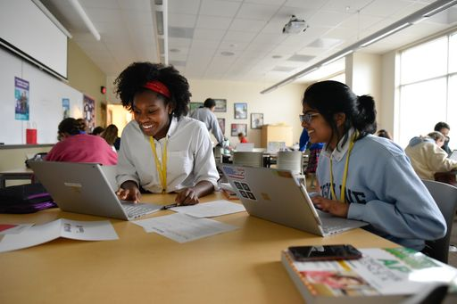Ursuline Hosts Hackathon