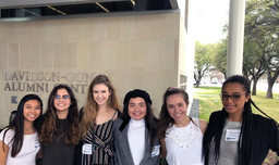 Ursuline Participates in Ethics Symposium